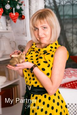 Ukrainian Woman Looking for Marriage - Elena from Zaporozhye, Ukraine
