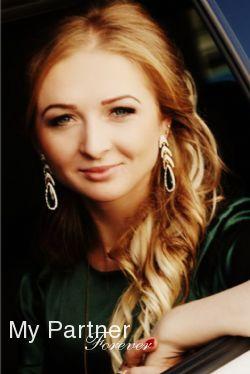 Online Dating with Charming Ukrainian Girl Bogdana from Vinnitsa, Ukraine