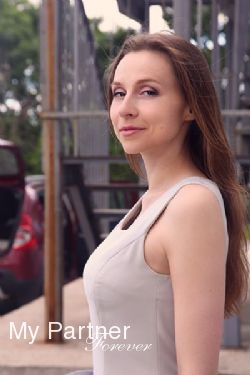 Russian Girl for Marriage - Valentina from Pskov, Russia