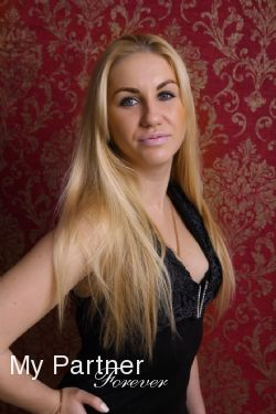 Stunning Ukrainian Lady Elena from Vinnitsa, Ukraine