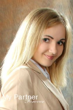 Ukrainian Woman for Marriage - Darya from Vinnitsa, Ukraine