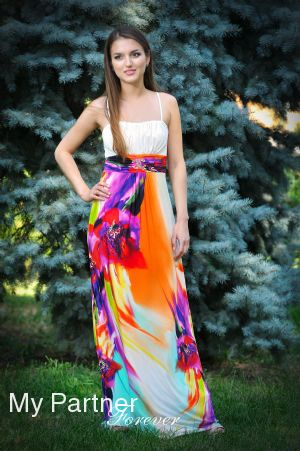 Beautiful Ukrainian Bride Viktoriya from Poltava, Ukraine