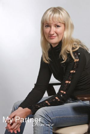 Belarusian Woman Looking for Marriage - Marina from Grodno, Belarus
