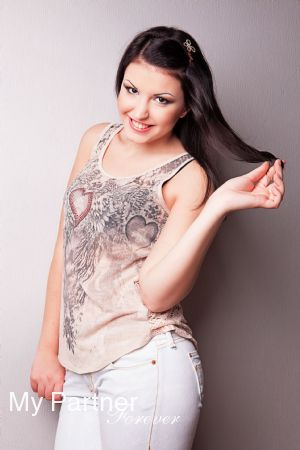 Datingsite to Meet Charming Ukrainian Lady Elena from Mariupol, Ukraine
