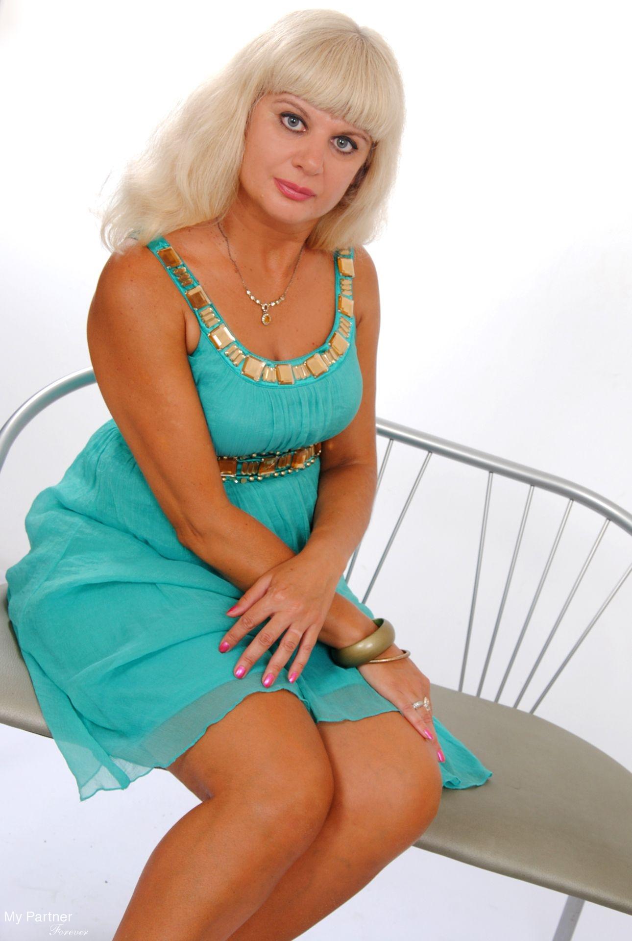 Gorgeous Ukraine Women Olga From Mariupol Ukraine