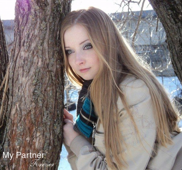 Charming Bride from Russia - Valentina from Pskov, Russia