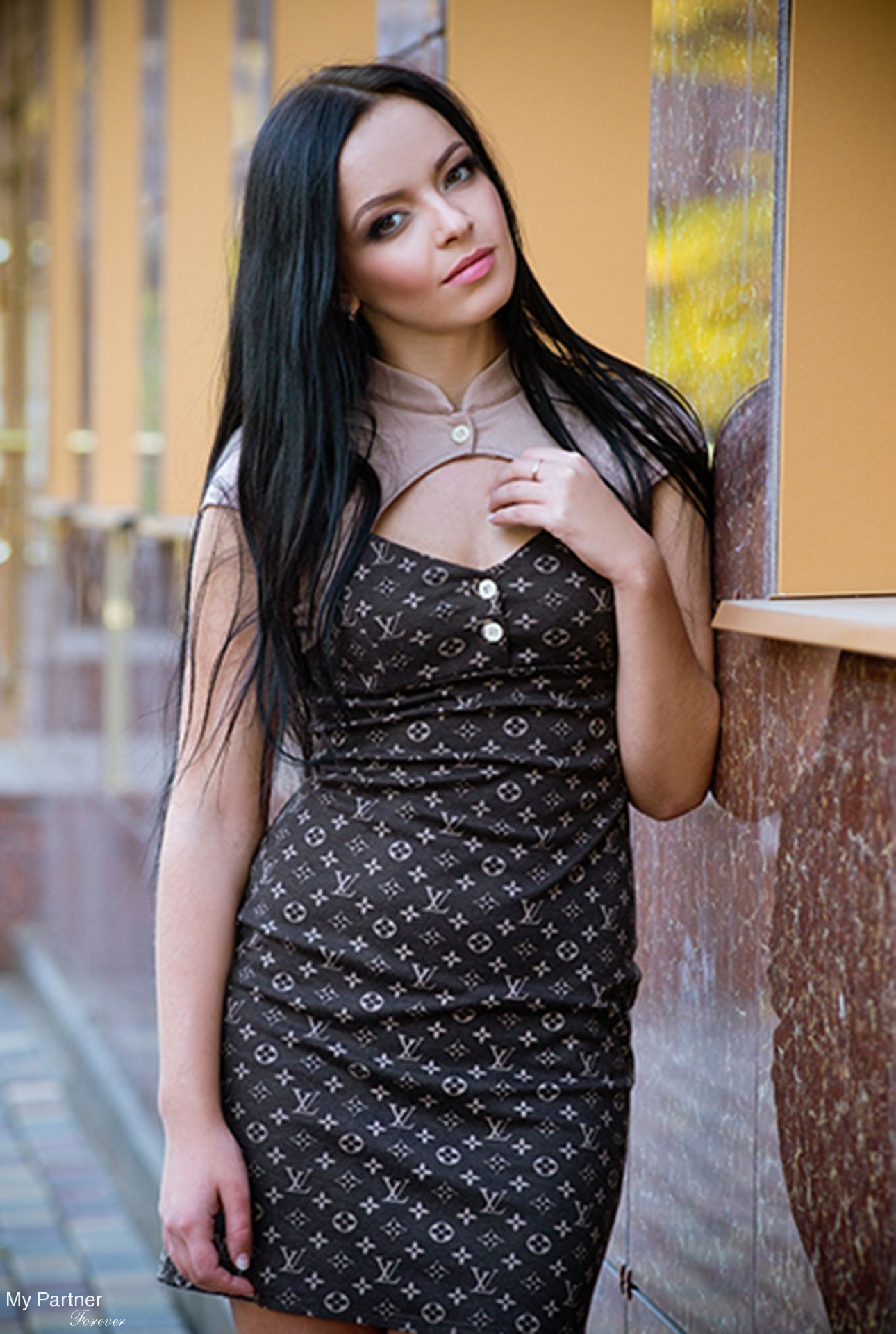 Charming Bride from Ukraine - Karina from Zaporozhye, Ukraine