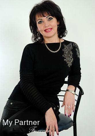 photo charming lady from ukraine elena from mariupol ukraine 206964