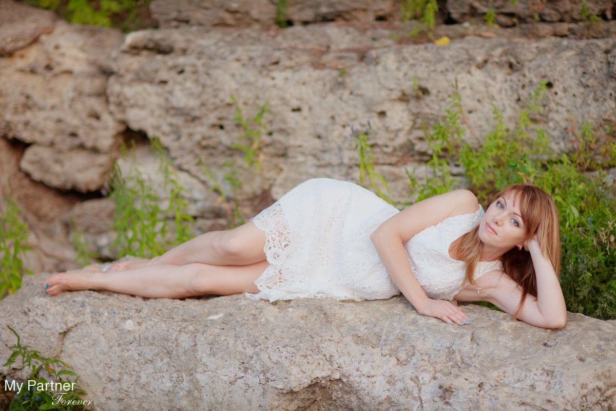Charming Russian Bride Nataliya from Samara, Russia