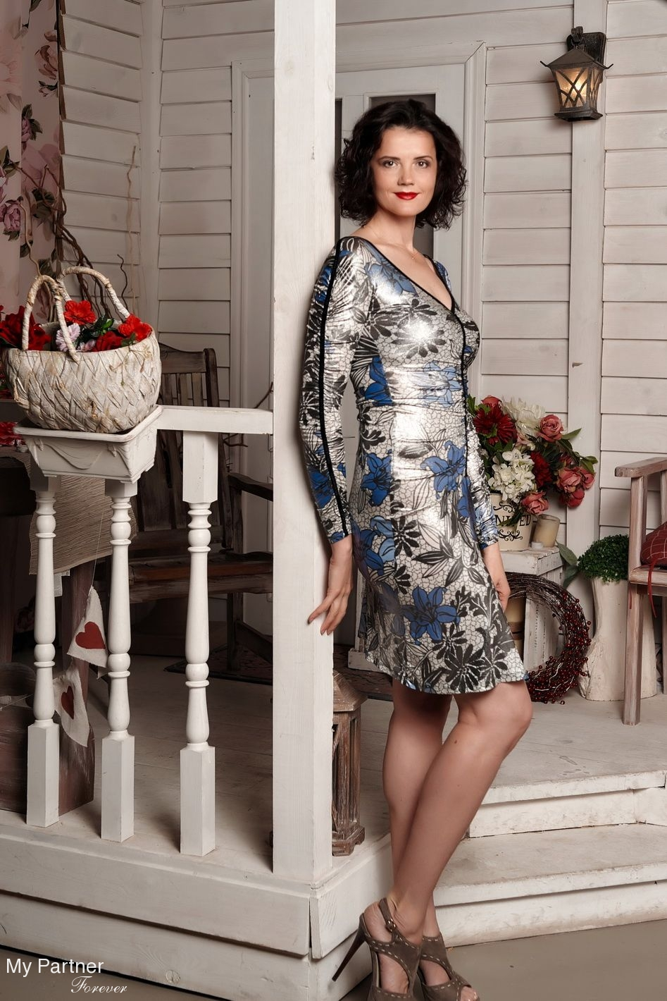 Charming Ukrainian Lady Elena from Kharkov, Ukraine