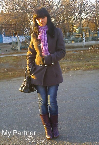 Charming Woman from Ukraine - Alena from Melitopol, Ukraine