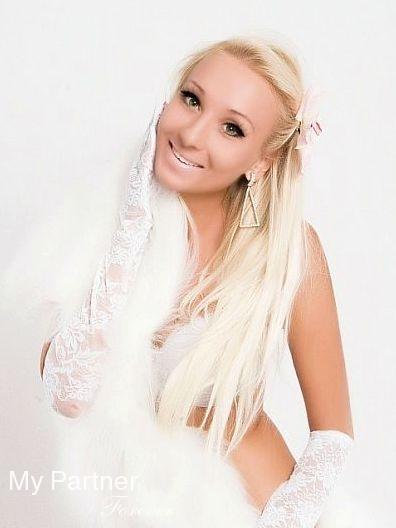 Dating Service to Meet Beautiful Ukrainian Girl Alesya from Odessa, Ukraine