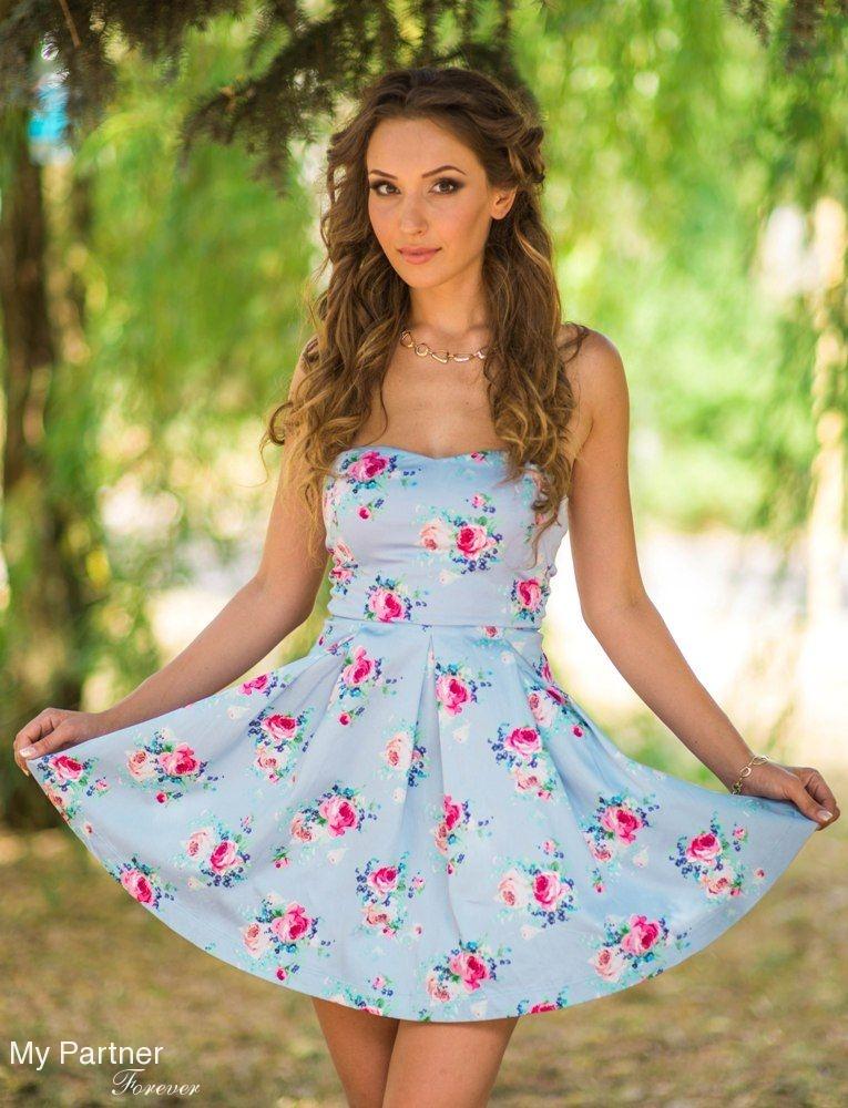 Views pplomo idéal ukrainien mariée