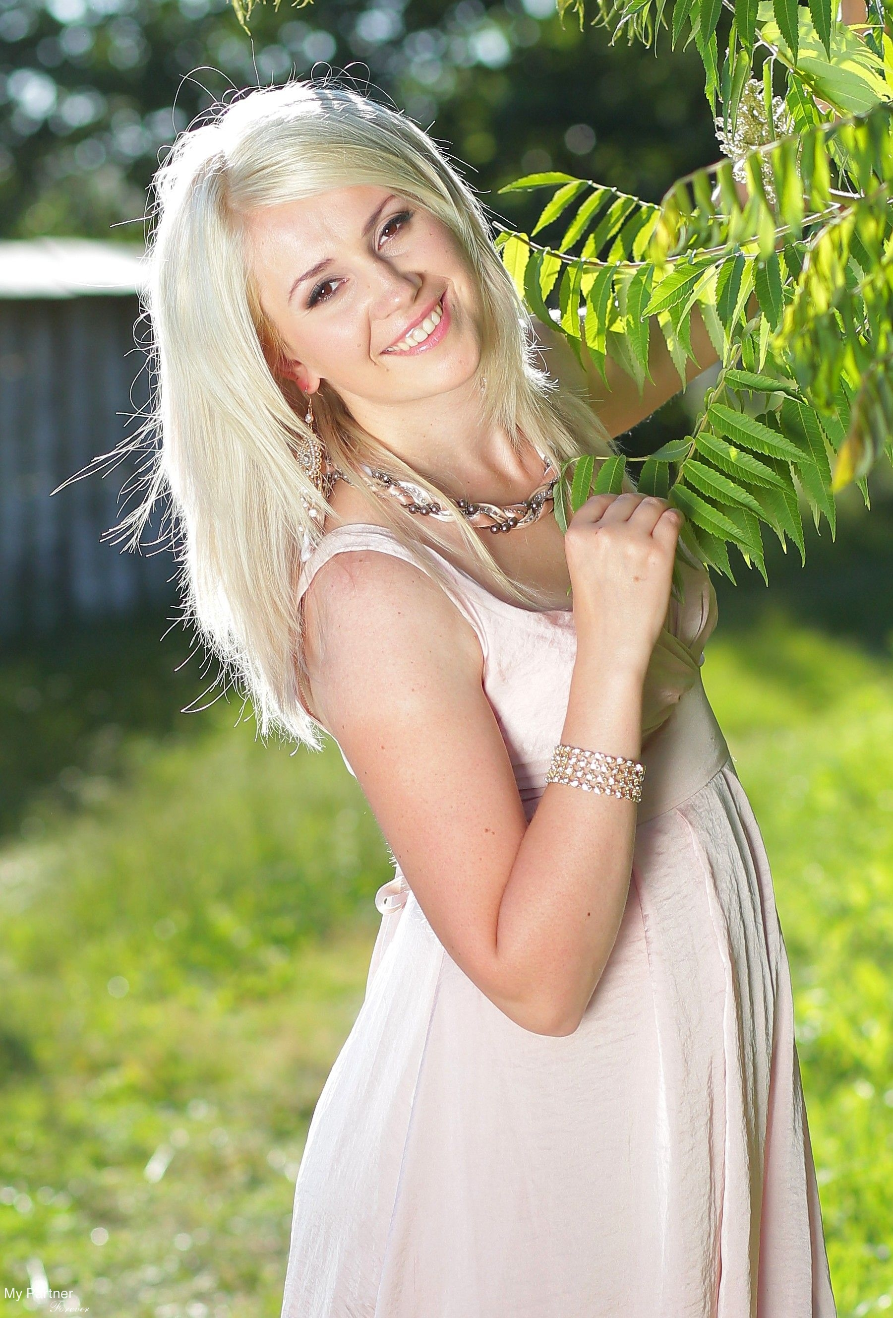 Datingsite to Meet Charming Belarusian Woman Elena from Grodno, Belarus.