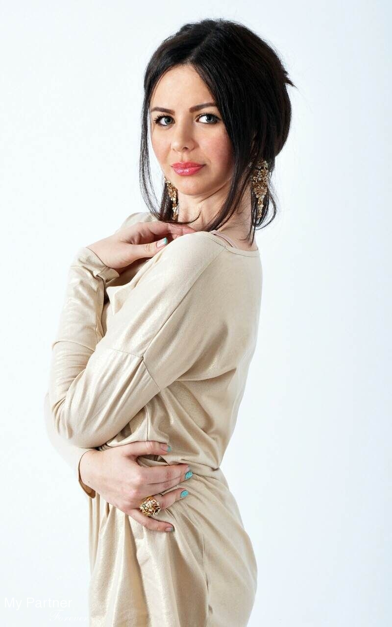 Dating Site to Meet Charming Ukrainian Girl Aliya from Kiev, Ukraine