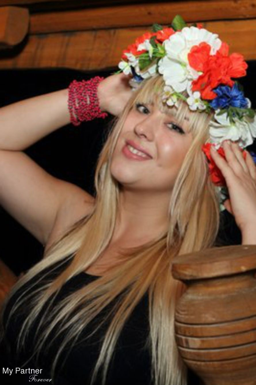 Dating Site to Meet Charming Ukrainian Woman Lyudmila from Vinnitsa, Ukraine