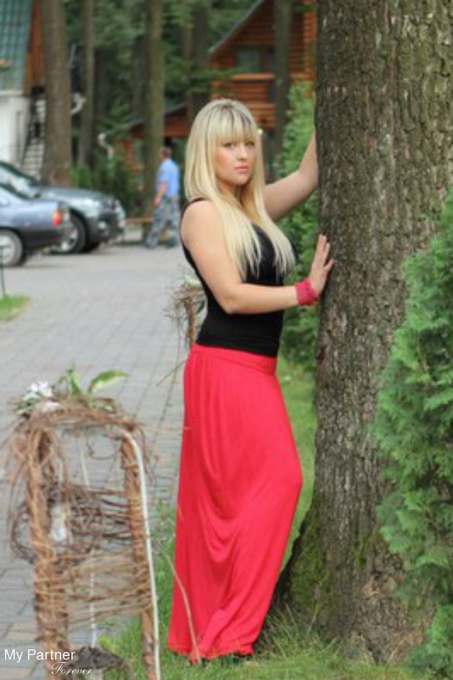 Dating Site to Meet Gorgeous Ukrainian Woman Lyudmila from Vinnitsa, Ukraine