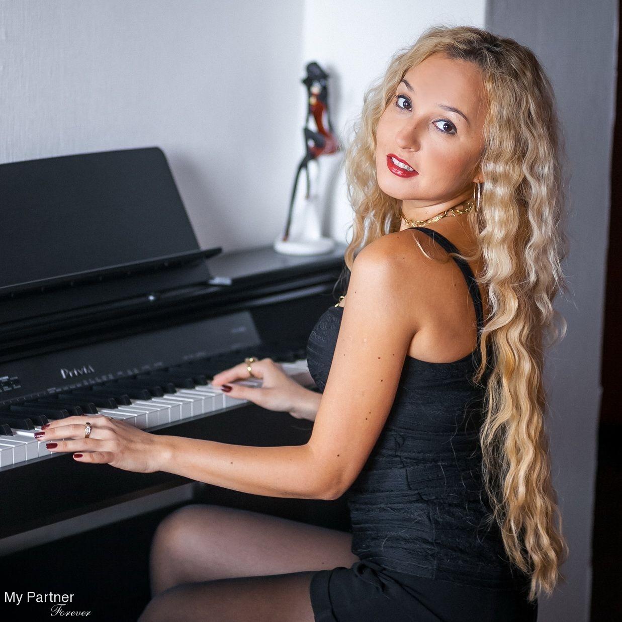 Dating Site to Meet Pretty Belarusian Girl Elvira from Grodno, Belarus