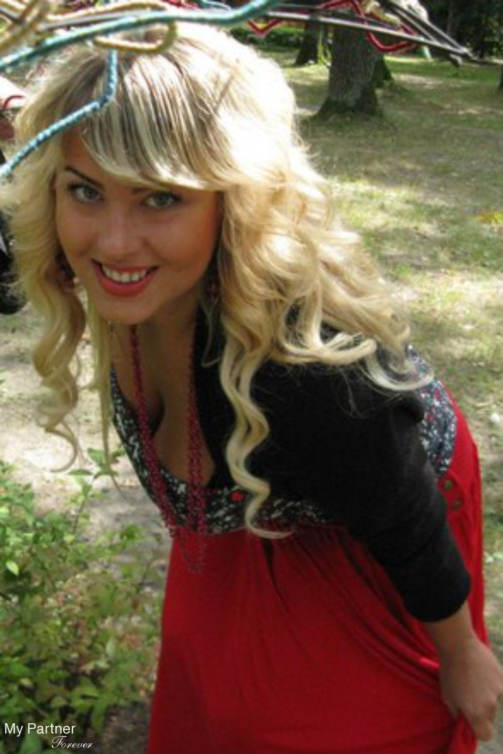 Dating Site to Meet Pretty Ukrainian Woman Lyudmila from Vinnitsa, Ukraine