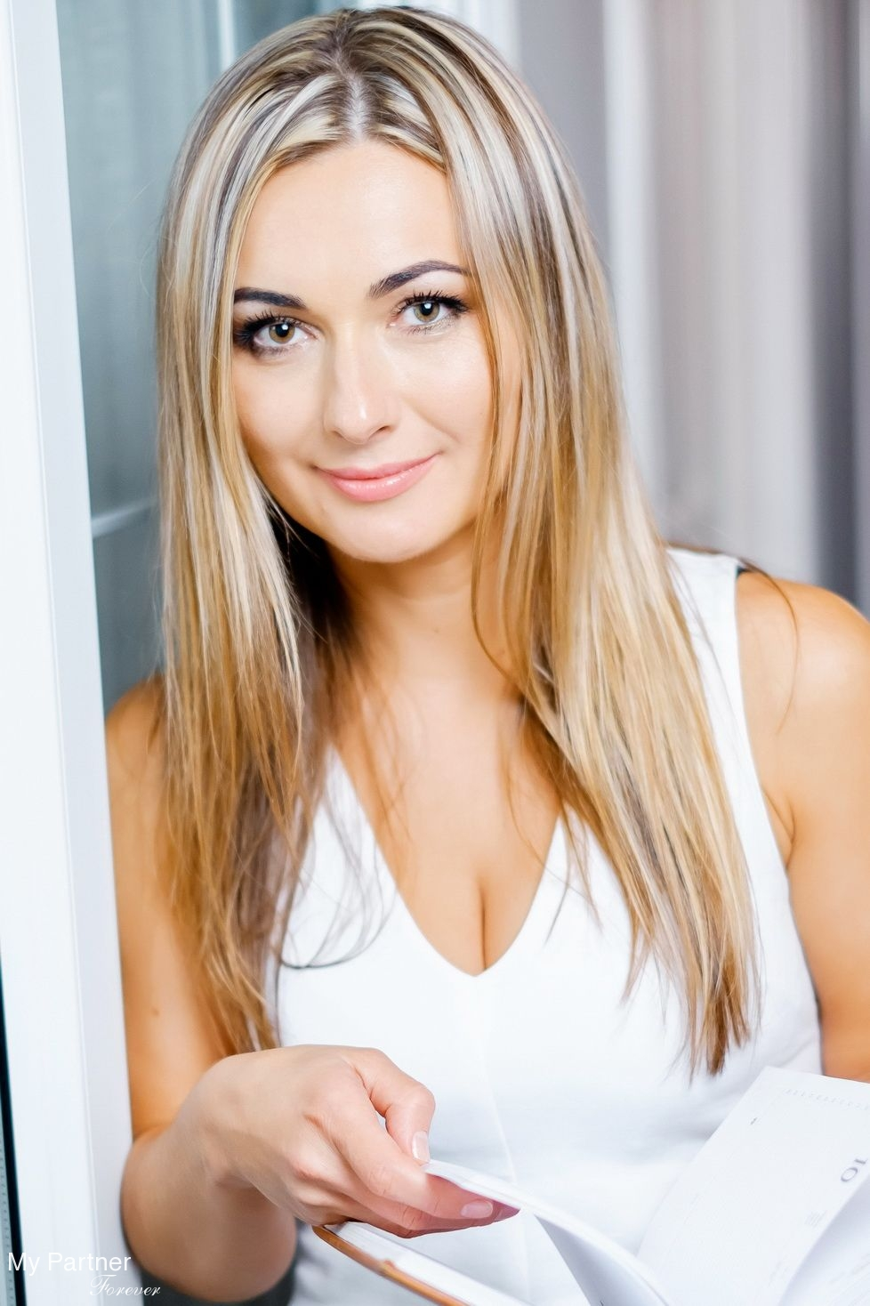Dating Site to Meet Sexy Belarusian Woman Olga from Grodno, Belarus
