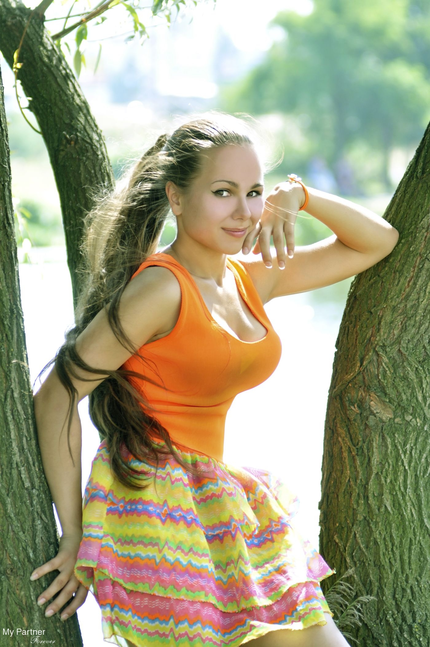 Beautiful Single Ukrainian and Russian Ladies