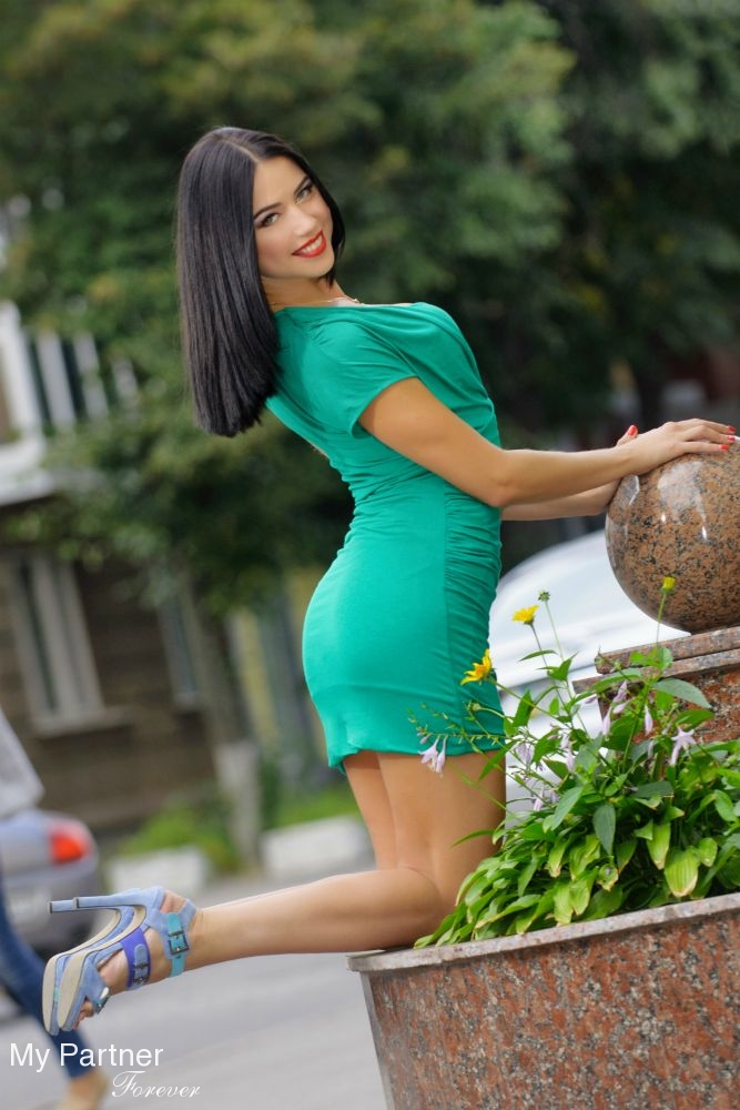 Dating with Pretty Ukrainian Girl Viktoriya from Poltava, Ukraine