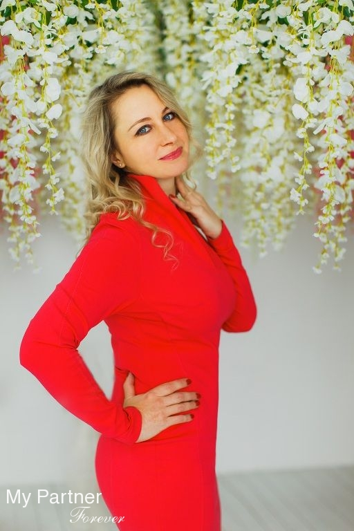 Dating with Russian Woman Elena from Samara, Russia