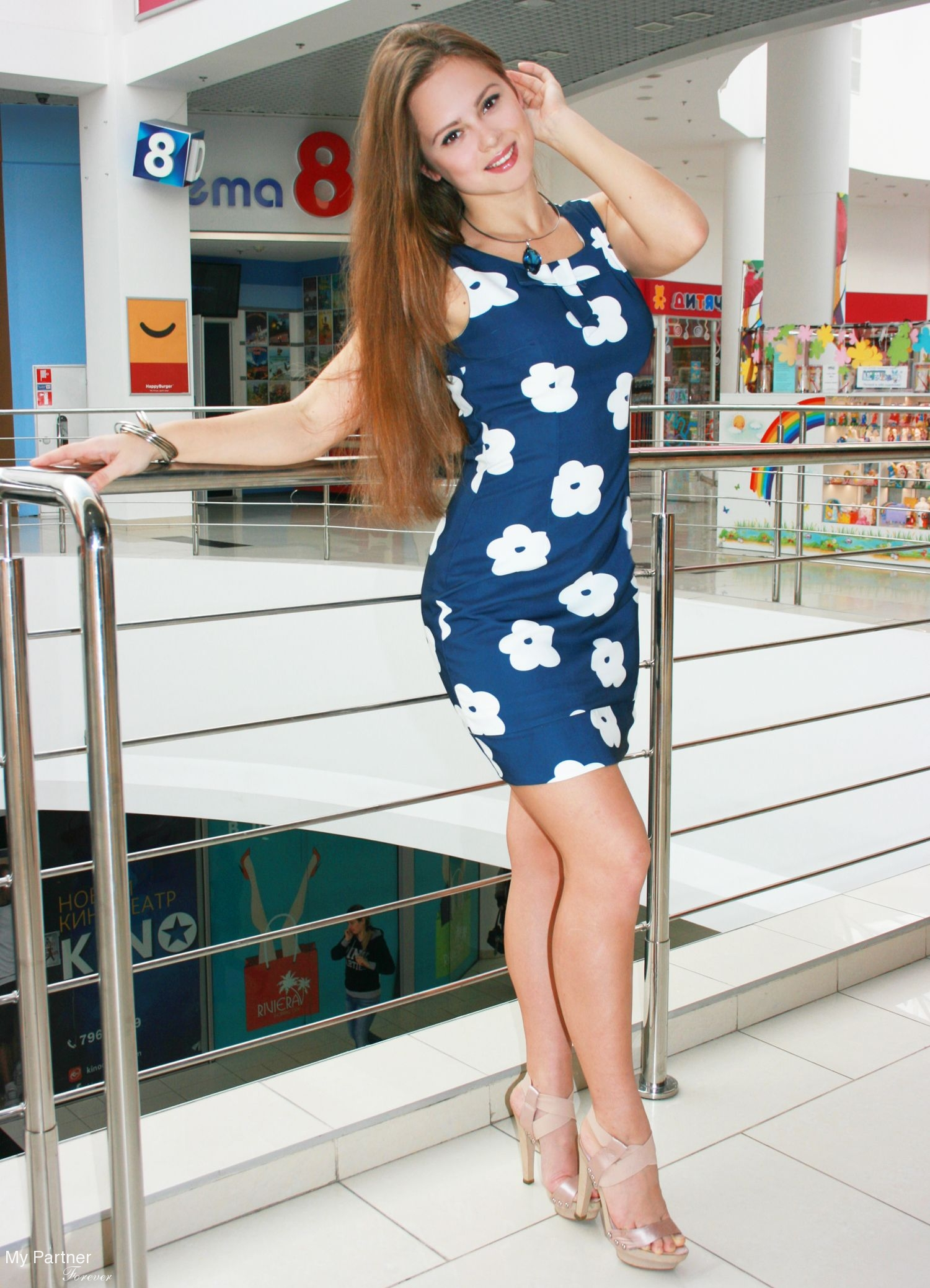 Dating with Charming Ukrainian Woman Olga from Odessa, Ukraine