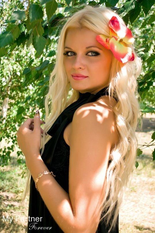 Dating with Ukrainian Girl Viktoriya from Zaporozhye, Ukraine