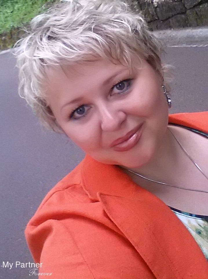 Datingsite to Meet Charming Belarusian Lady Marina from Grodno, Belarus