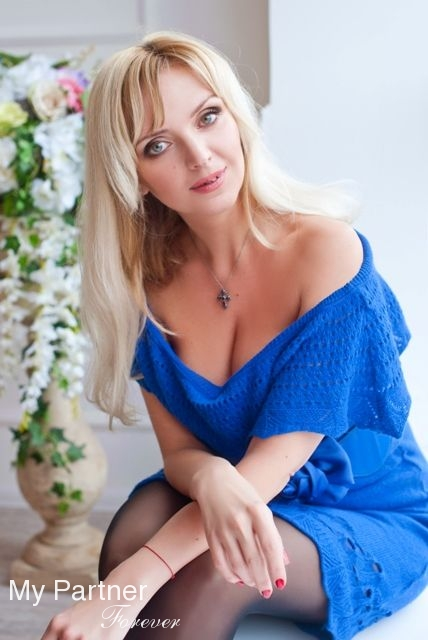 Datingsite to Meet Gorgeous Ukrainian Girl Elena from Zaporozhye, Ukraine