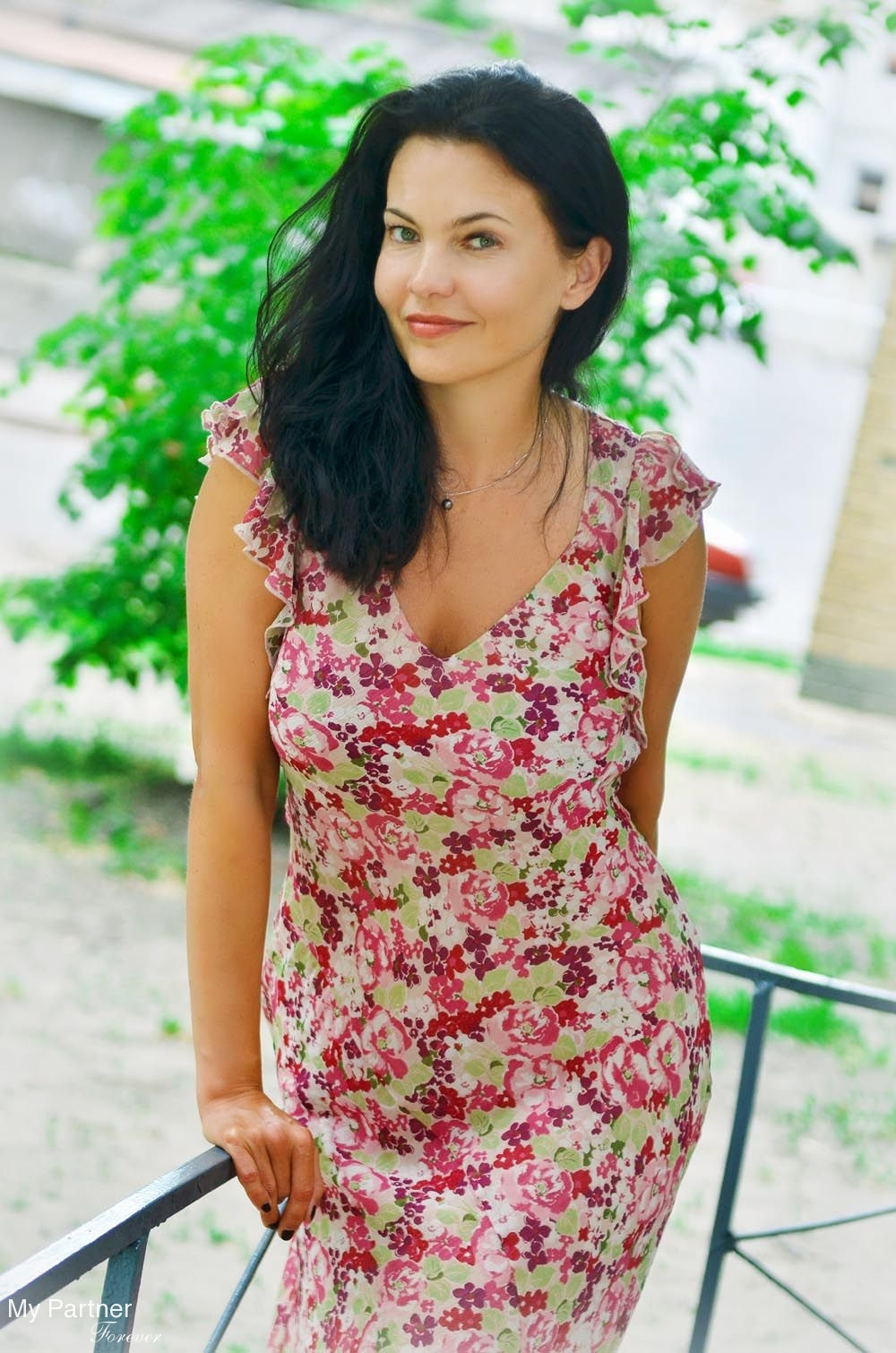 Datingsite to Meet Pretty Ukrainian Girl Olga from Kharkov, Ukraine