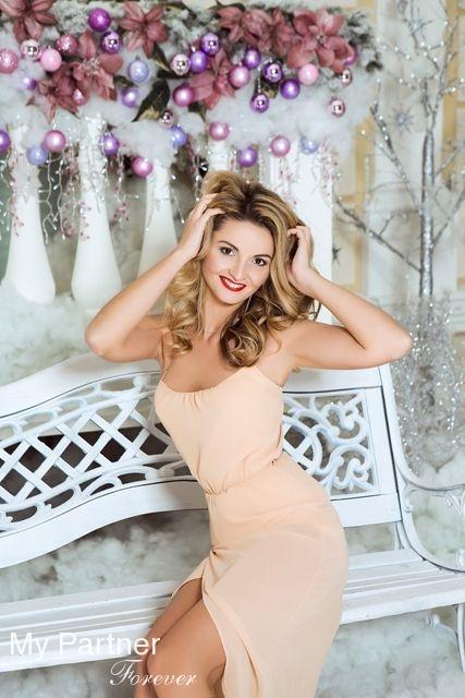 Datingsite to Meet Pretty Ukrainian Woman Ekaterina from Nikolaev, Ukraine