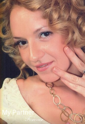 Datingsite to Meet Single Russian Woman Valentina from Chisinau, Moldova