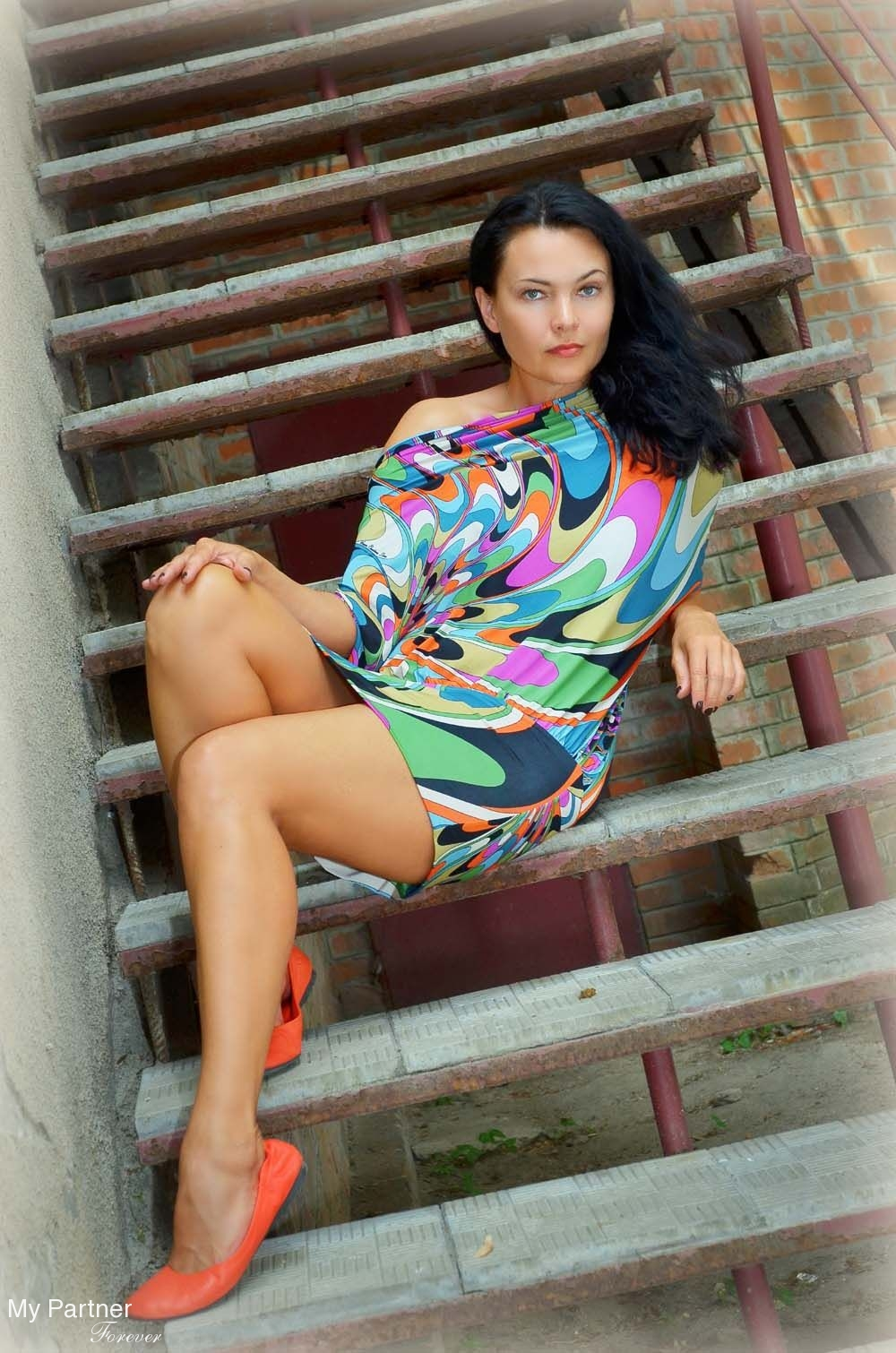 Datingsite to Meet Single Ukrainian Girl Olga from Kharkov, Ukraine