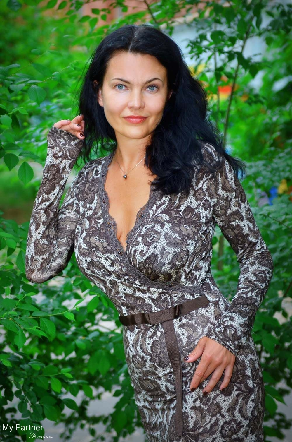 Datingsite to Meet Stunning Ukrainian Girl Olga from Kharkov, Ukraine
