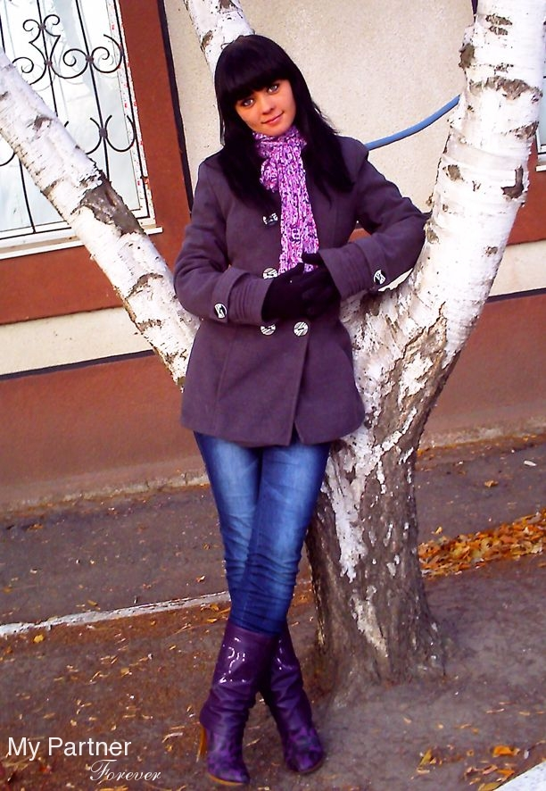 Gorgeous Woman from Ukraine - Alena from Melitopol, Ukraine