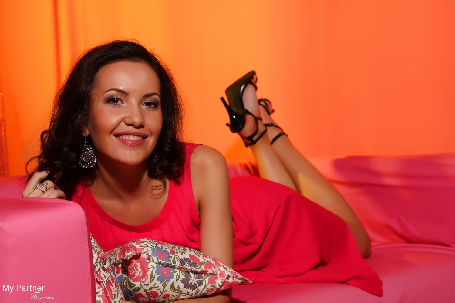 International Dating Site to Meet Ekaterina from Novosibirsk, Russia