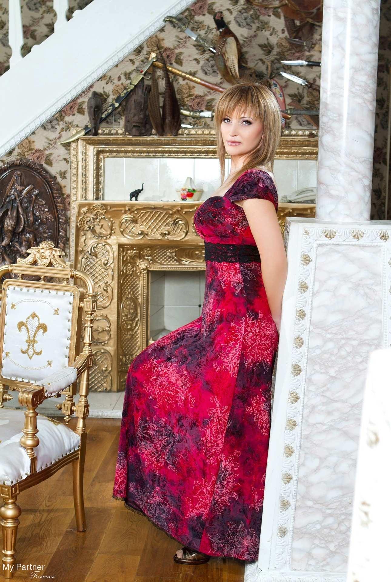 International Marriage Agency to Meet Irina from Odessa, Ukraine