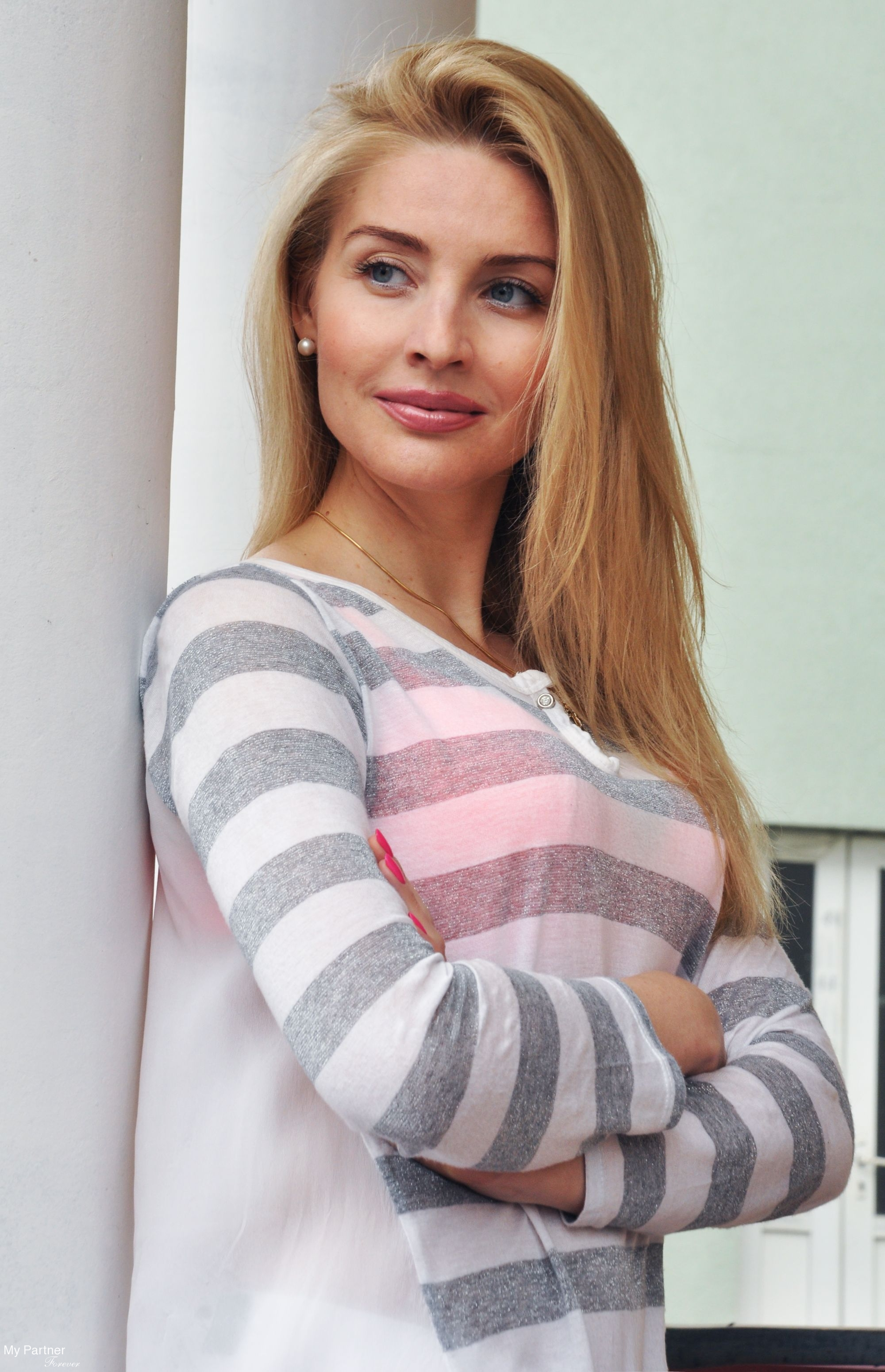 Happy Ukrainian Women Meet Russian 20