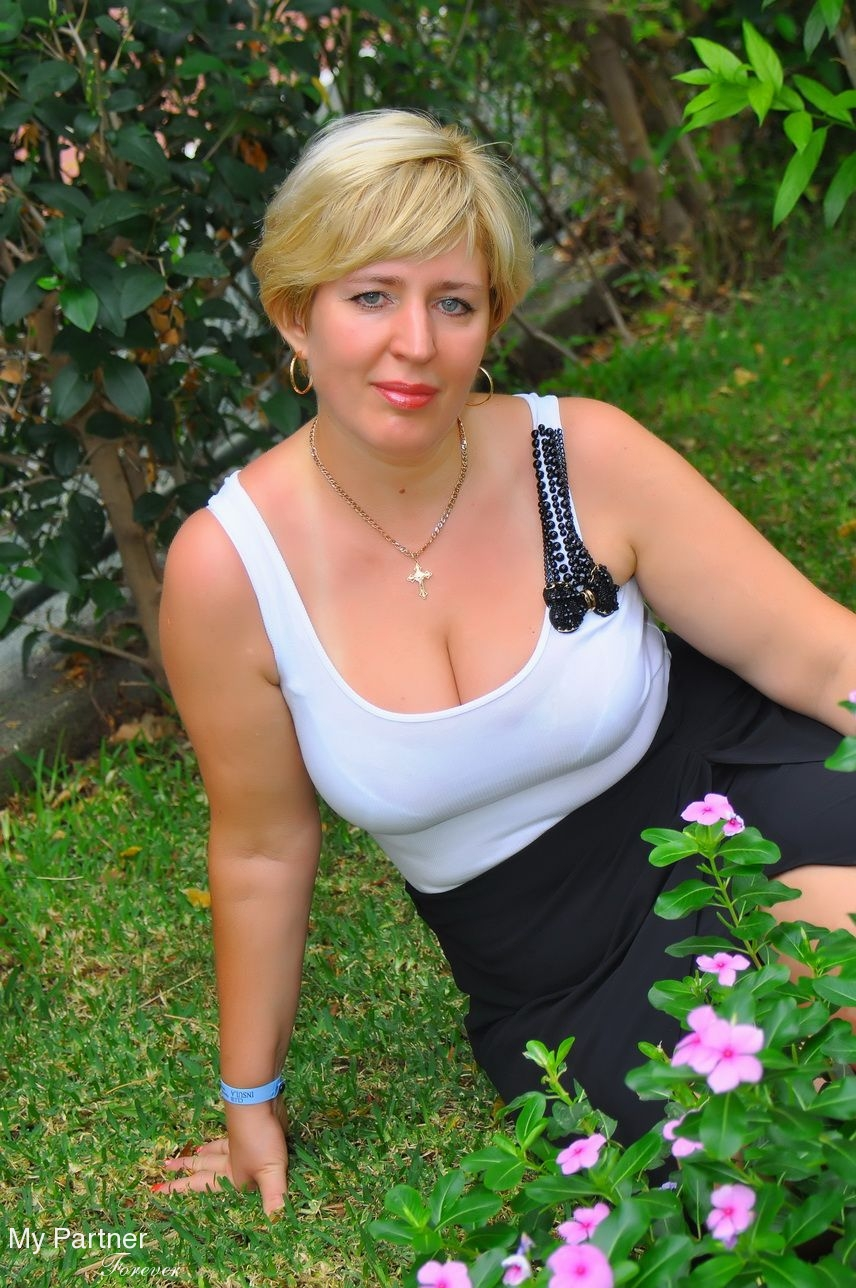 Belarus Bride Nataliya From 58