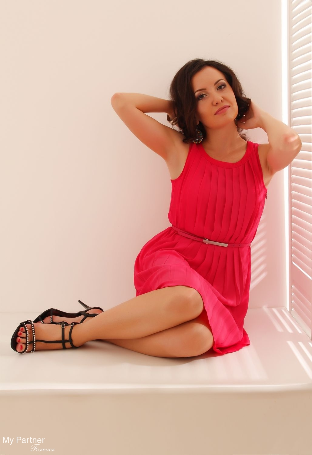Marriage Agency Service to Meet Ekaterina from Novosibirsk, Russia
