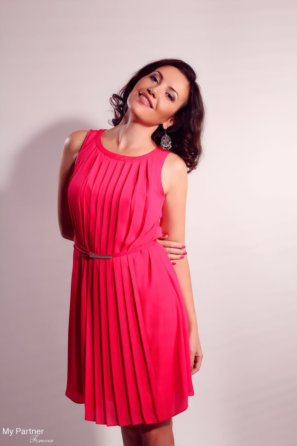 Marriage Agency to Meet Ekaterina from Novosibirsk, Russia