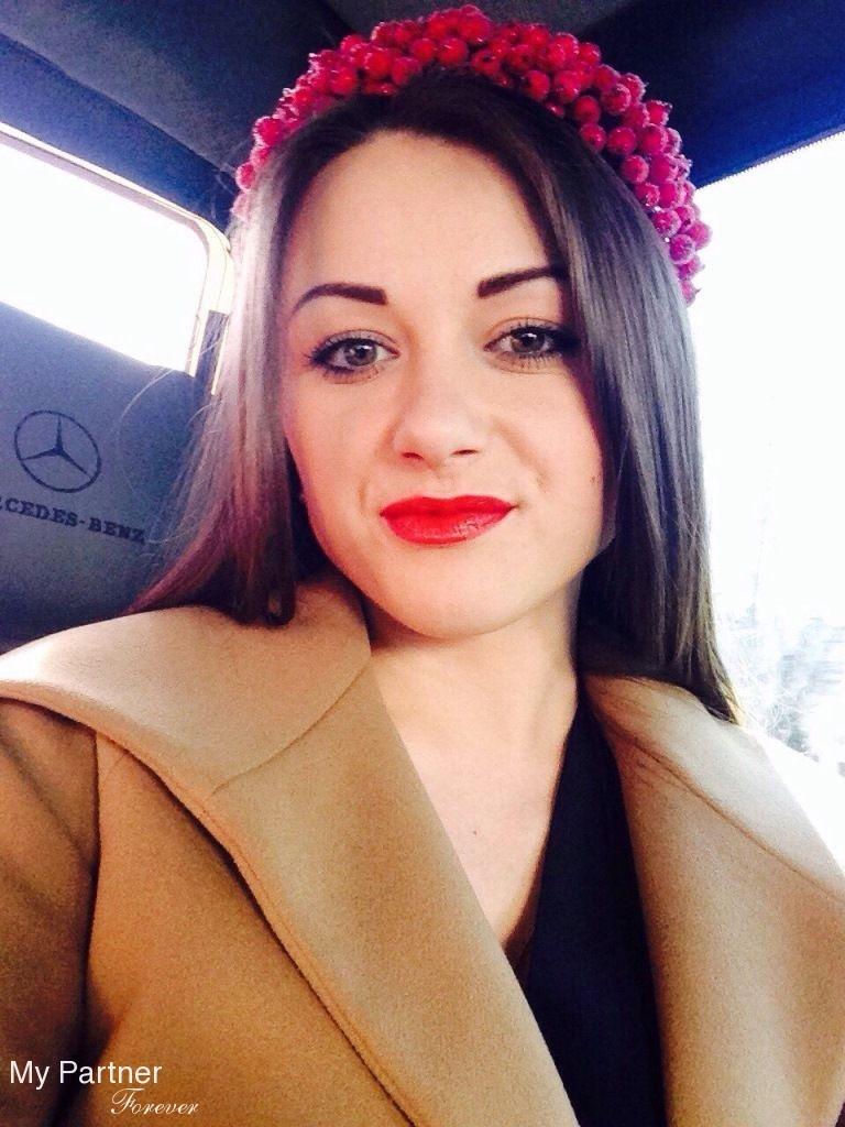 Meet Charming Ukrainian Girl Aleksandra from Vinnitsa, Ukraine