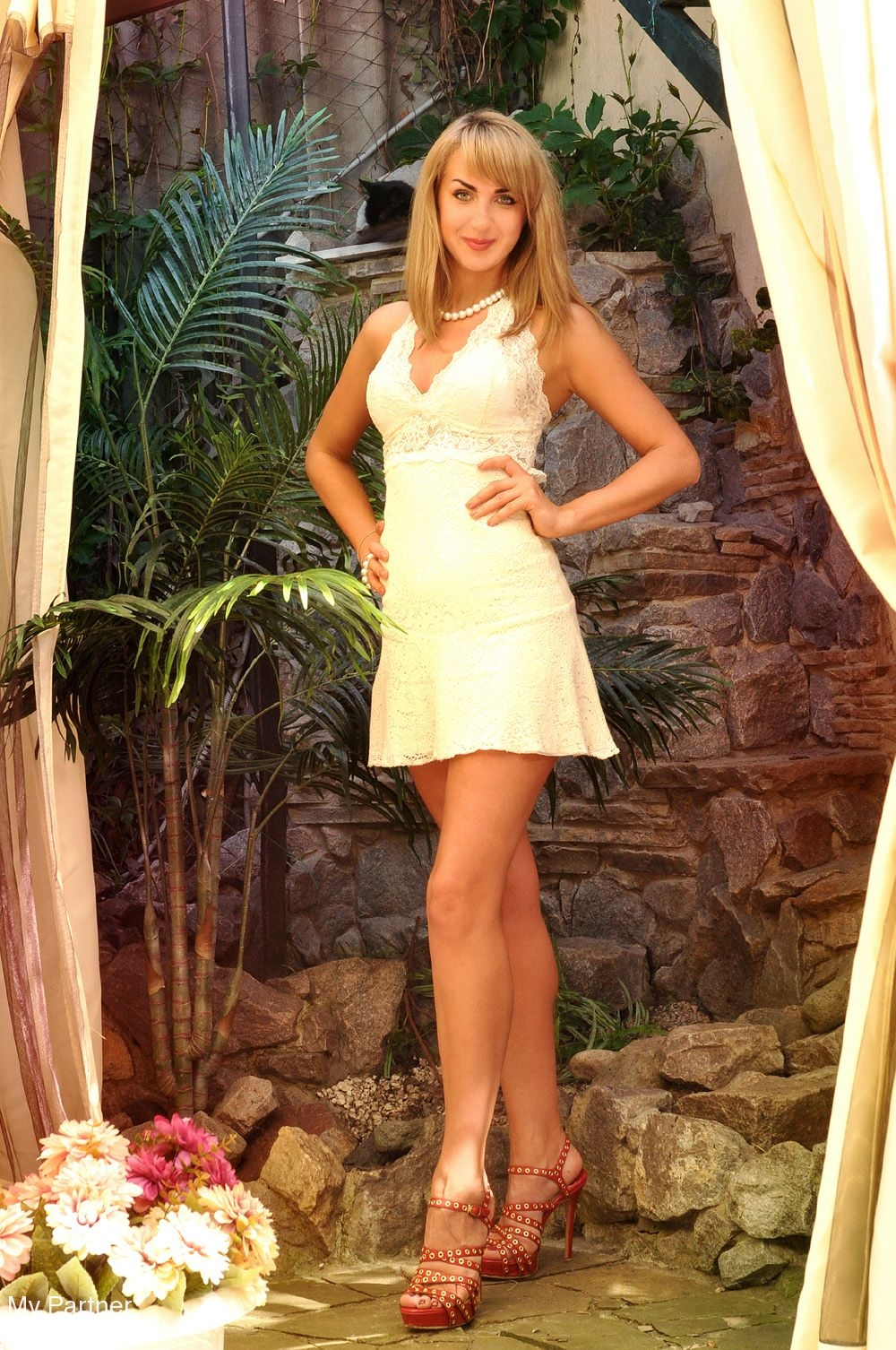 Meet Charming Ukrainian Girl Irina from Kharkov, Ukraine