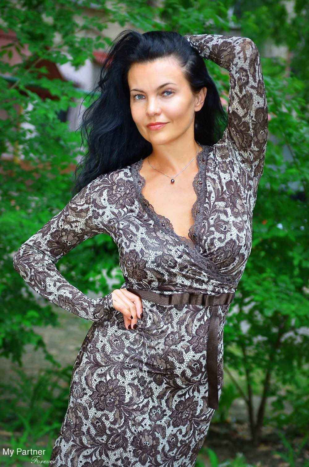 Meet Charming Ukrainian Girl Olga from Kharkov, Ukraine