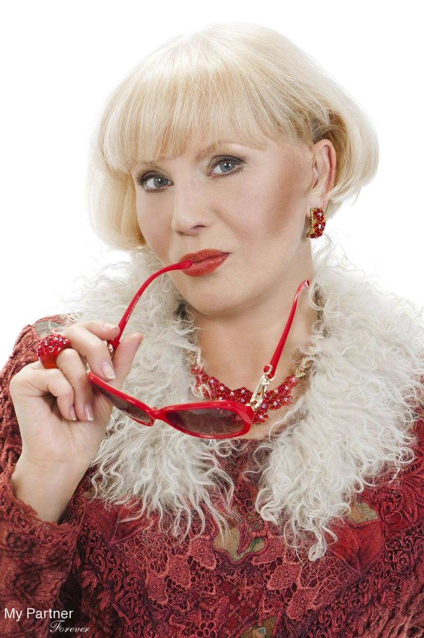 Pretty Woman Russian Women Lifetime 116