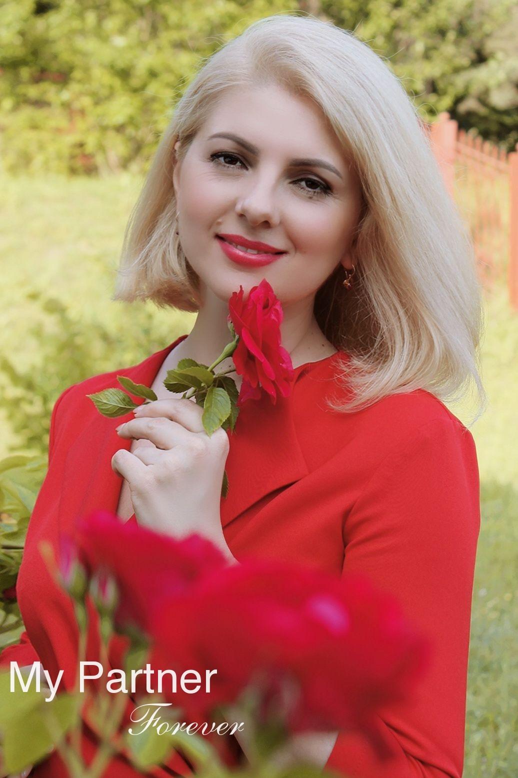 Beautiful Belarusian Bride Alla from Grodno, Belarus