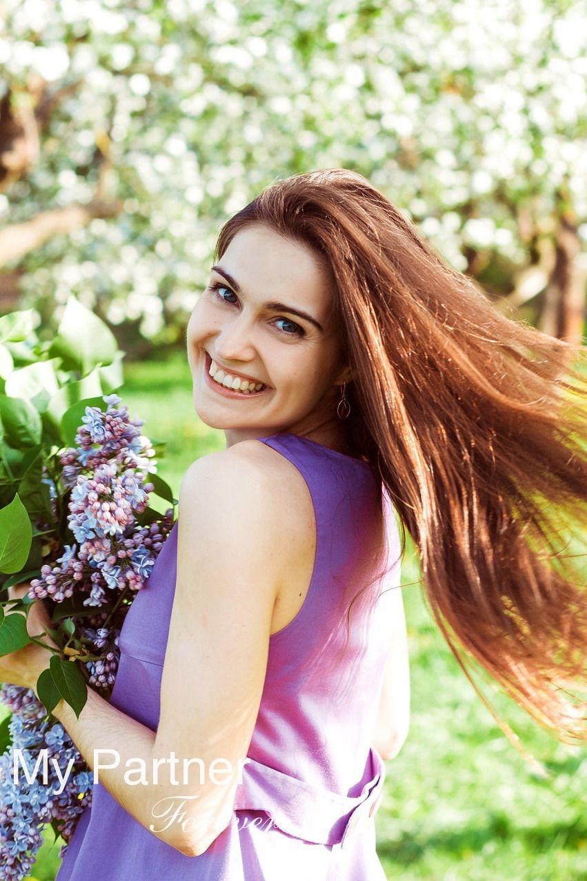 Beautiful Belarusian Lady Oksana from Grodno, Belarus