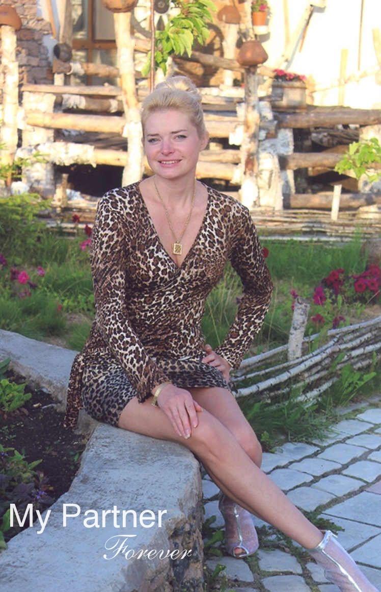 Beautiful Belarusian Woman Zhanna from Minsk, Belarus